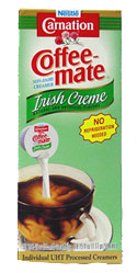 CoffeeMate Irish Creme Liquid Creamer (50 count box)